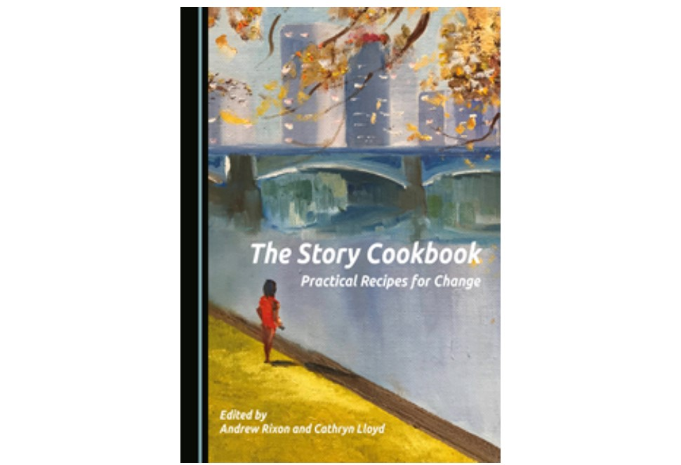 Christmas Offer – The Story Cookbook:  Practical recipes for change